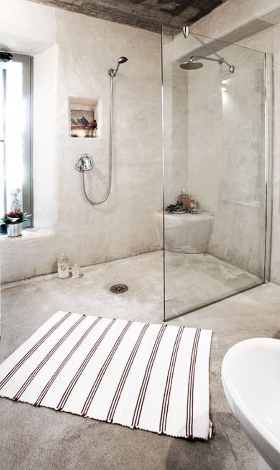 Shower Floor Ideas That Reveal The Best Materials For The Job on bathroom shower prints, master bathroom flooring ideas, white bathroom flooring ideas, bathroom shower tile, bathroom shower shelves, bathroom shower inspiration, bath flooring ideas, kitchen flooring ideas, bathroom shower patterns, bathroom backsplashes ideas, bathroom shower paint, bathroom shower art, bathroom shower display, contemporary bathroom flooring ideas, dining room flooring ideas, bathroom faucet ideas, decorating flooring ideas, bathroom shower accessories, bathroom shower carpet, bathroom shower chairs,