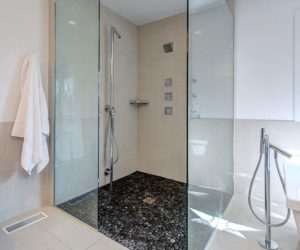 Shower Floor Ideas That Reveal The Best Materials For The Job - How to clean bathroom wall tiles easily