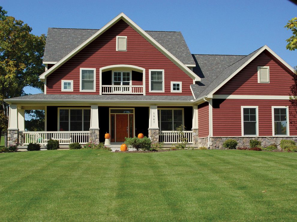 50 house colors to convince you to paint yours for Pictures of exterior homes