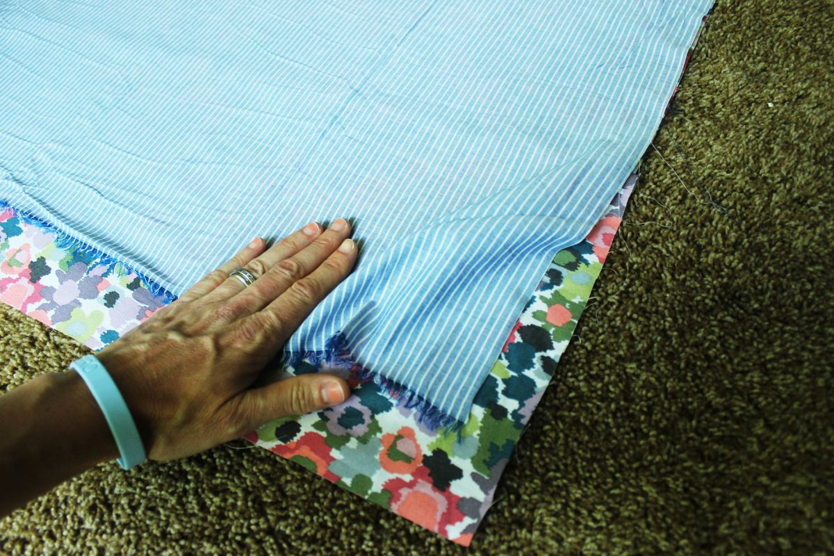 How to Sew a Lightweight Quilt: Two Quick and Easy Methods for Summer : quilt summer - Adamdwight.com