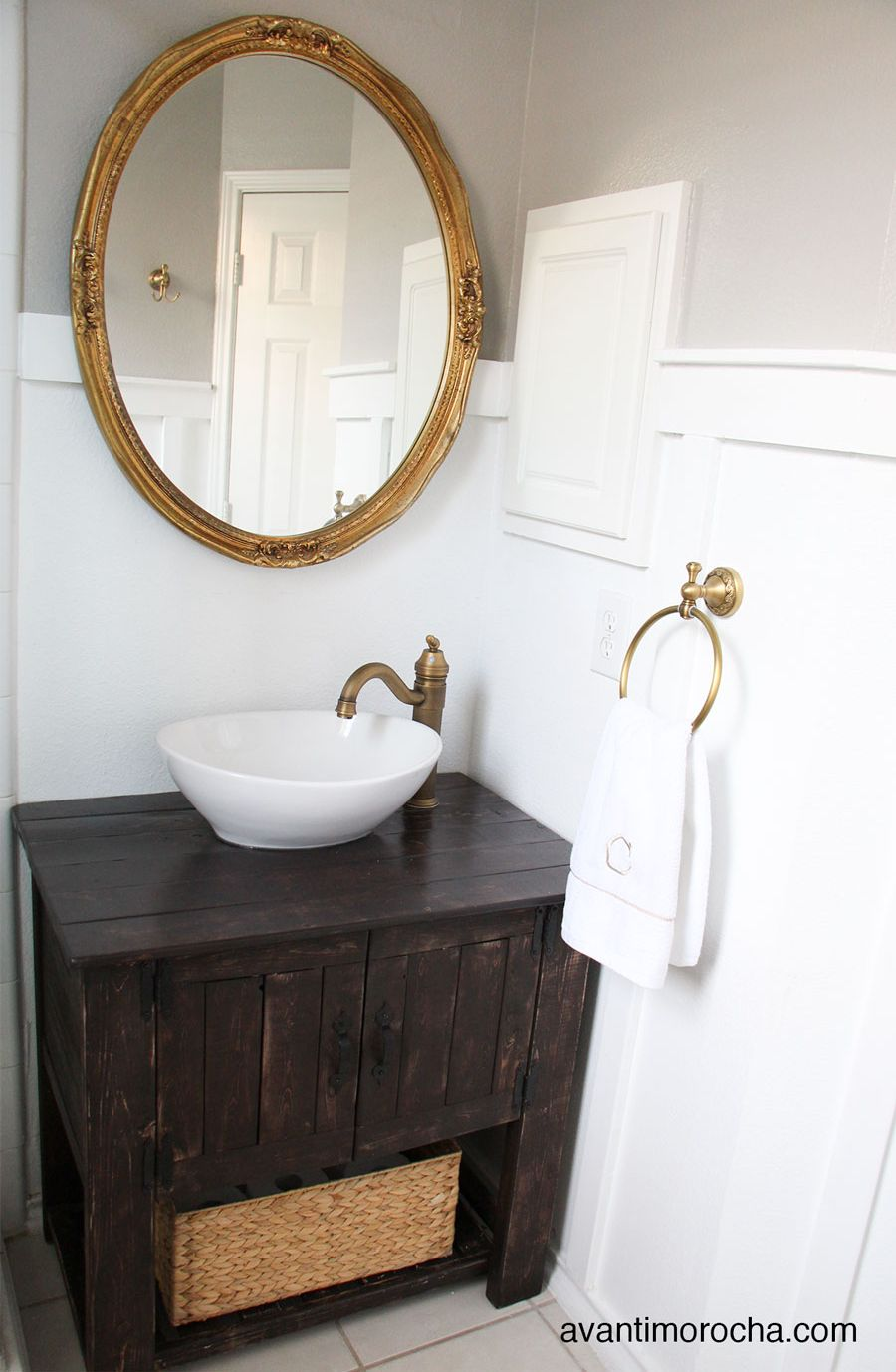 Diy Bathroom Vanity Ideas Perfect For Repurposers