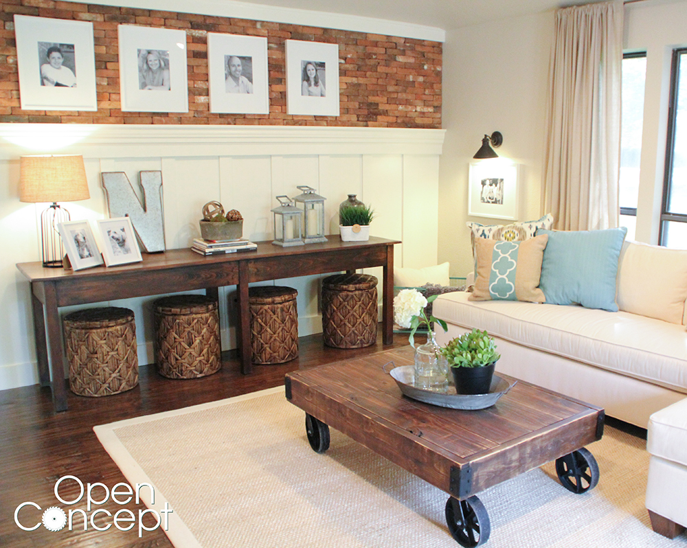 10 Coffee Tables On Wheels To DIY Part 48