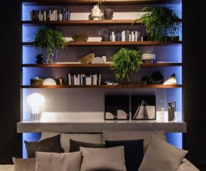 Creative Uses And Concept For Wall-Mounted Shelves In Home Decor