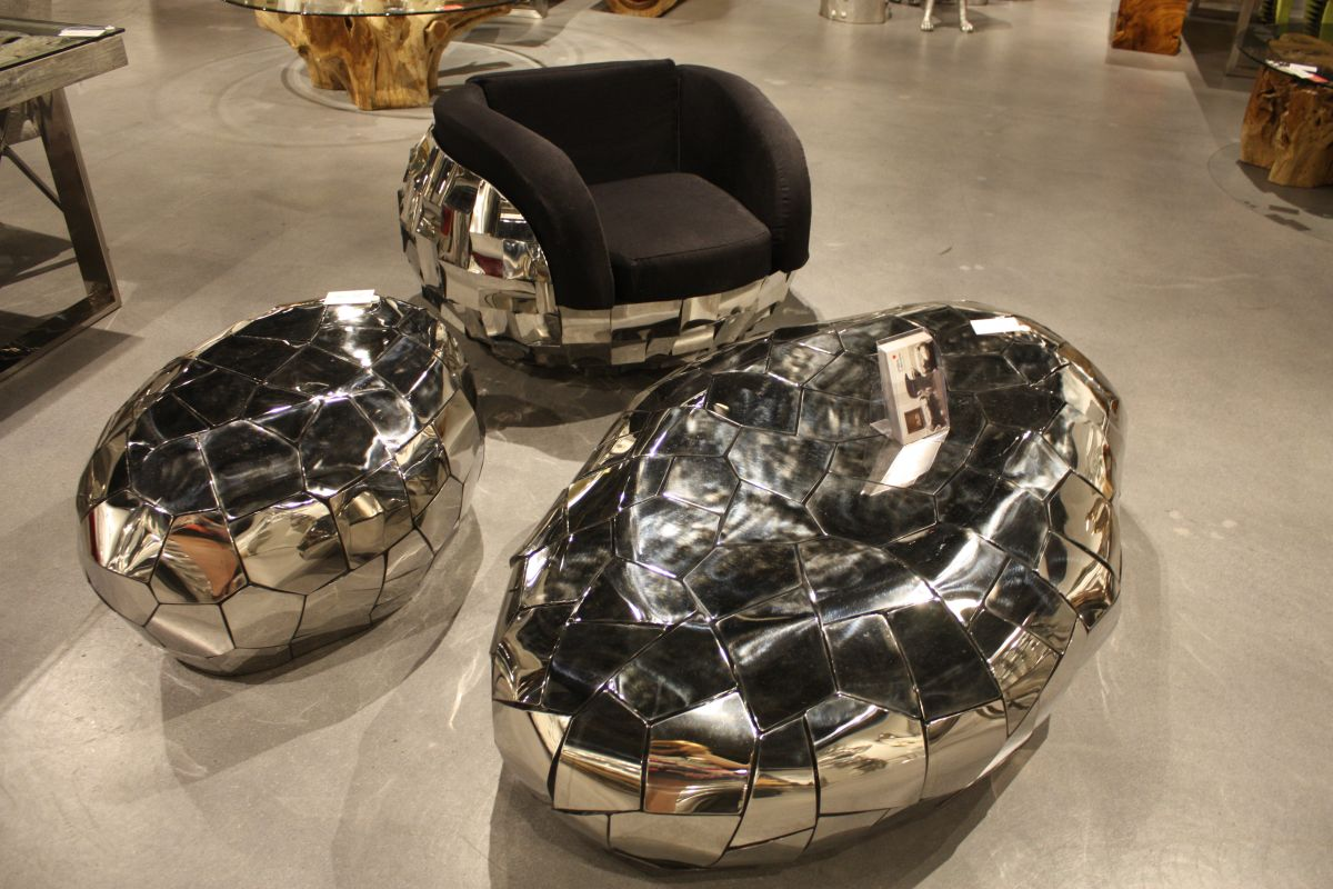 The Revival Of Mirrored Furniture In Today\u0027s Interior Designs
