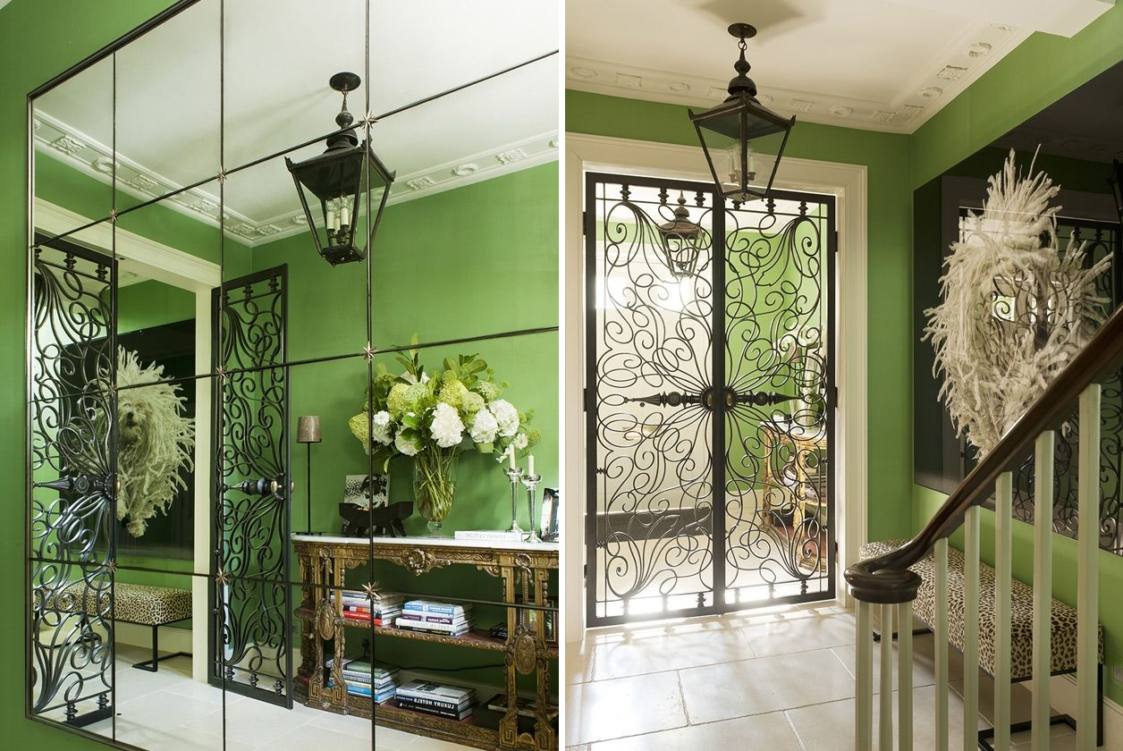 Foyer Design Green : Foyer decorating ideas that reflect beauty and sophistication