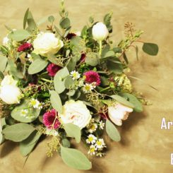 How to arrange a Flower Bouquet