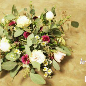 How to arrange a Flower Bouquet
