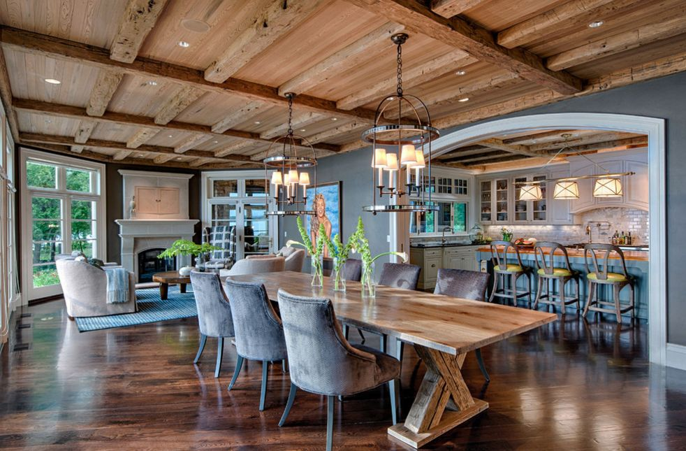 Awesome View In Gallery. Trestle Dining Tables ...