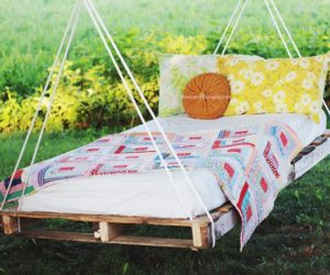 Pallet Swing Ideas – The Perfect Summer DIY