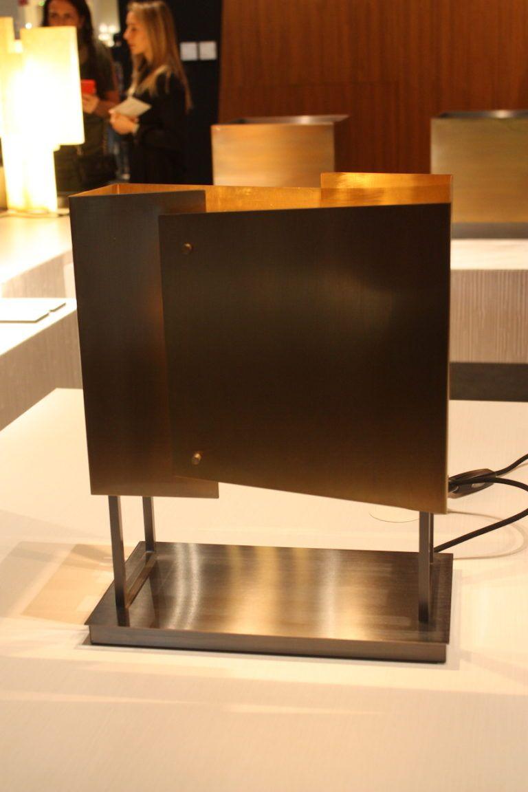 Rectangular Lighting Fixtures Add Geometric Dimension To Decor
