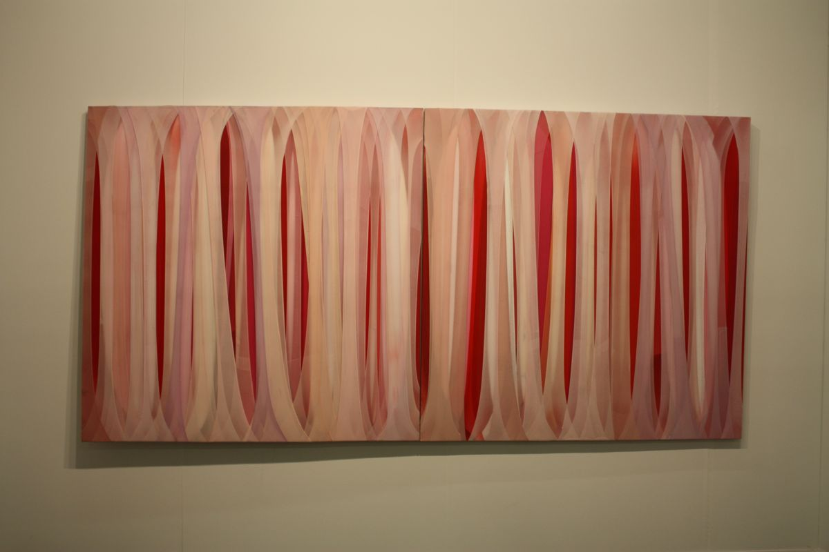 Modern Art Blank Painting