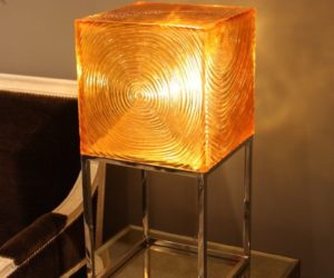 Oily Studio Rectangle table lamp