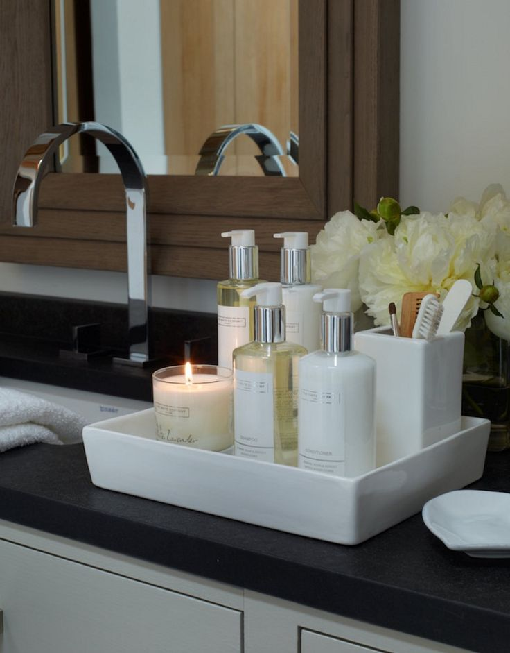Bathroom Countertop Storage Solutions