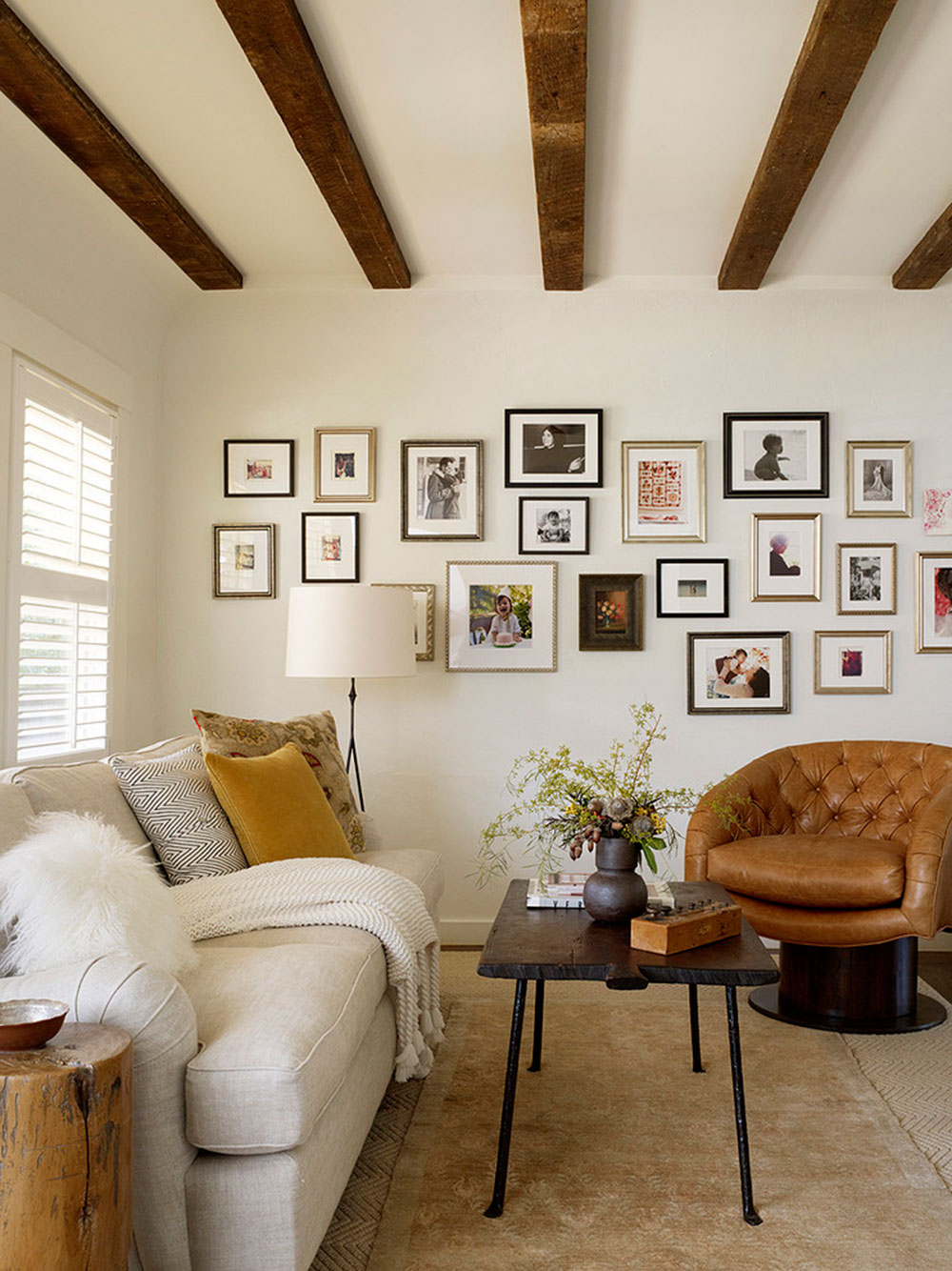 15 Rustic Home Decor Ideas for Your Living Room on Decor For Room  id=20291