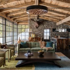 15 rustic home decor ideas for your living room - Rustic Living Room Ideas