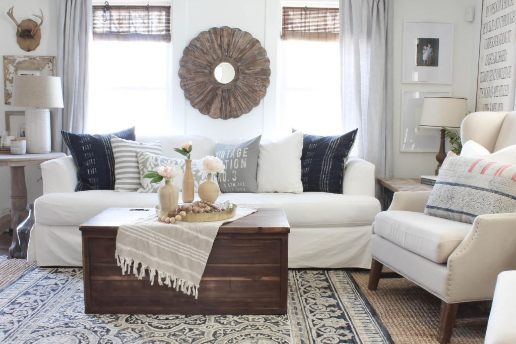 15 rustic home decor ideas for your living room