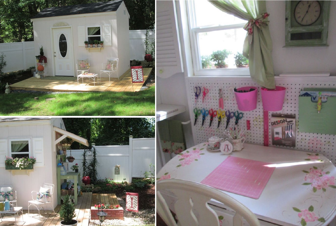 this she shed packs lots of uses into a small wooden garden shed