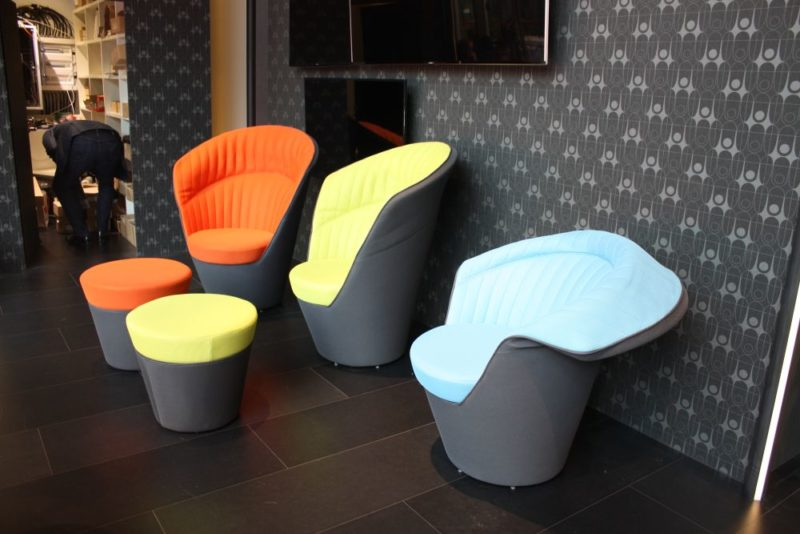Triad Colors in Contemporary Interior Design
