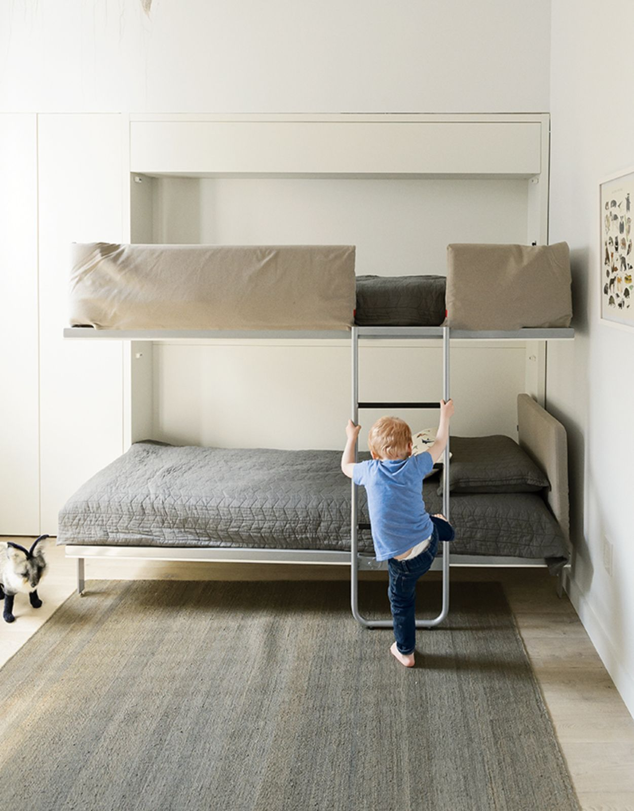 Space Saving Wall Beds That Made Their Way Into Stylish Decors