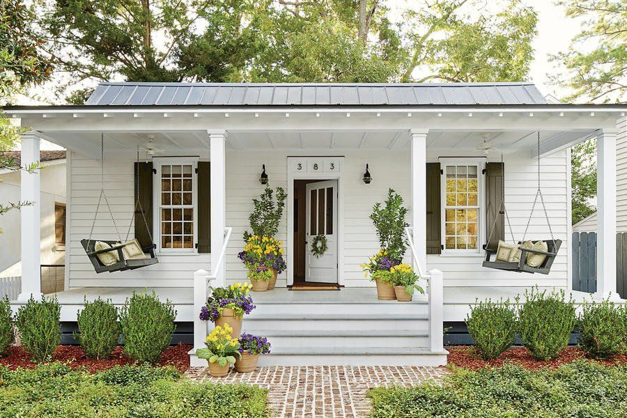 Exterior White Paint For Walls. curb appeal architects 10 favorite ...
