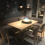 corner bench seating for dining table and chairs