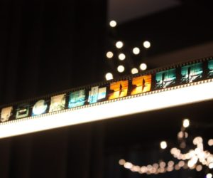 Rectangular Lighting Fixture From Quasar Film Strip