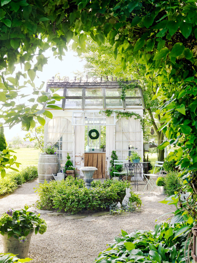 Escape From Stress in Your Own Special She Shed   Healthy Home ...