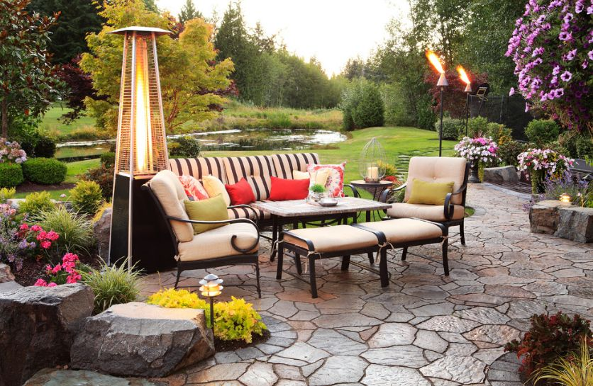 Tiki Torches To Light Up The Outdoors