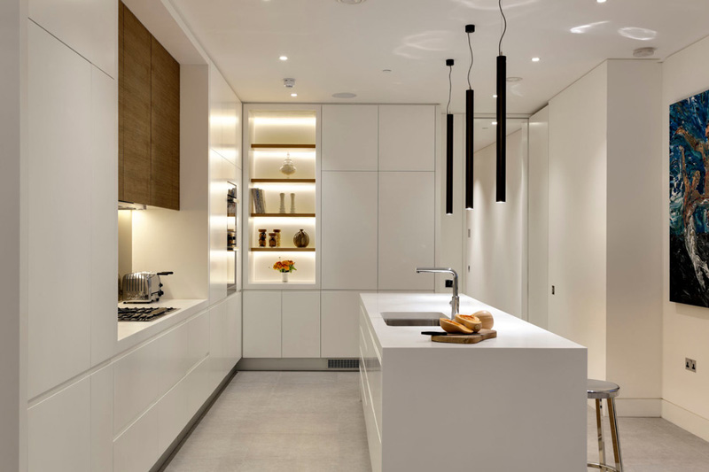 White Kitchen Cabinets   The Perfect Backdrop For A Chic Decor