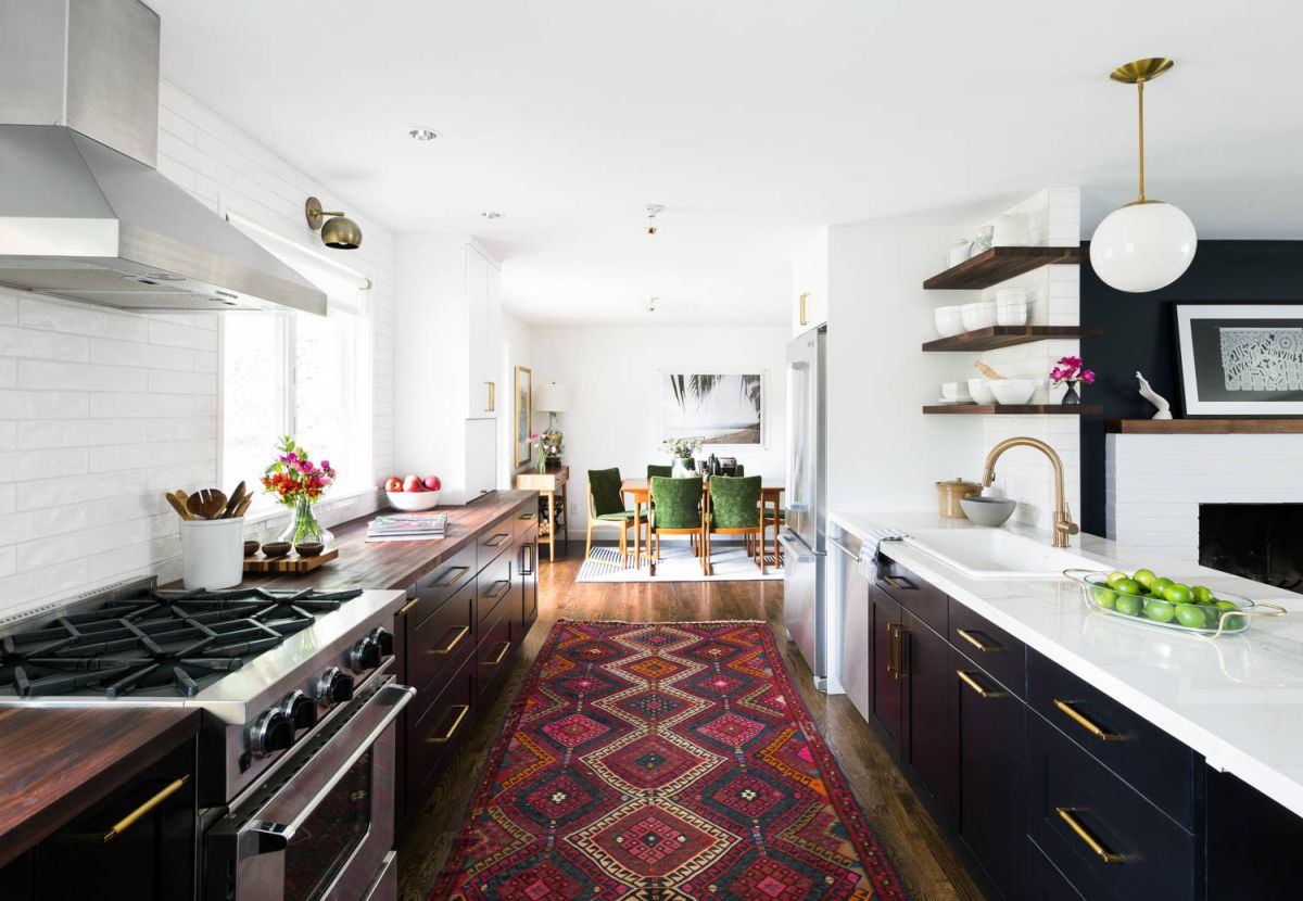 12 Ideas For A Galley Kitchen How To Make The Most Of Your Space