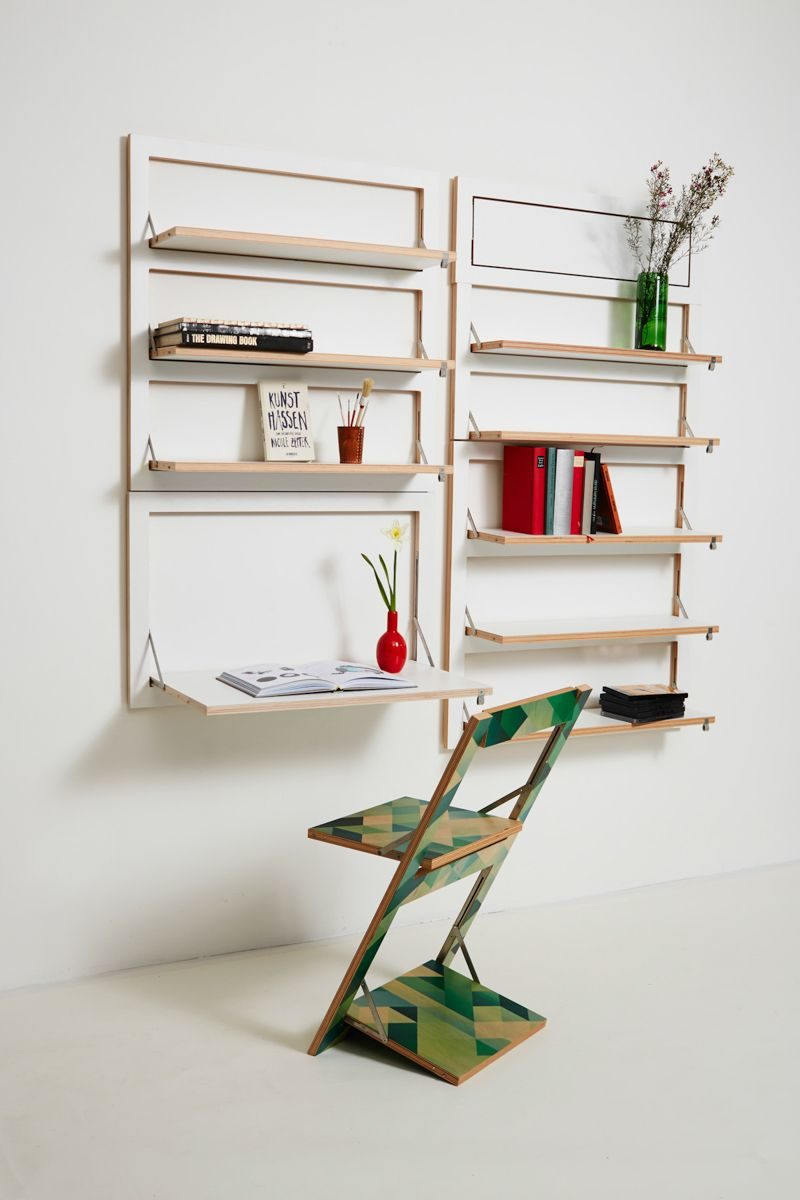 Modular Shelving Units That Grow With Your Collections