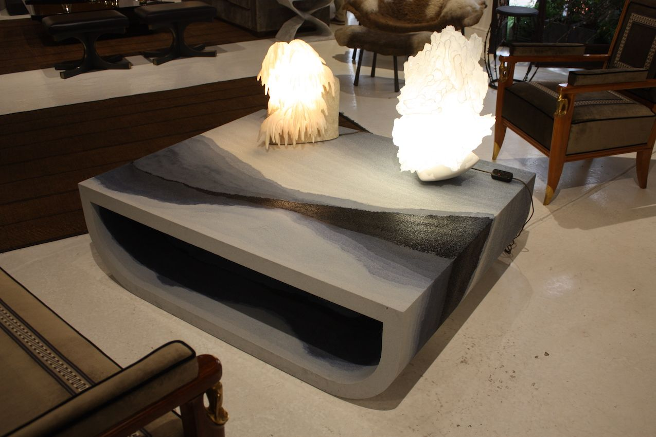 This is a one-of-a-kind piece.