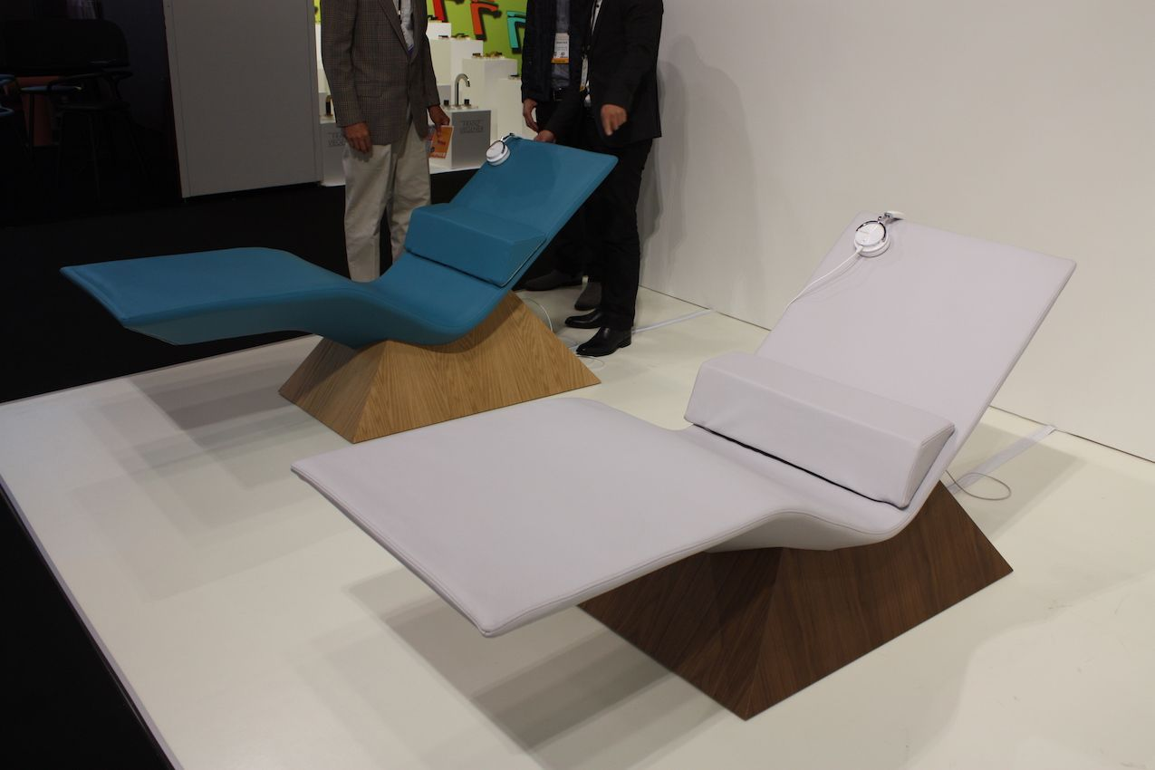 These are prototypes and the products in production.