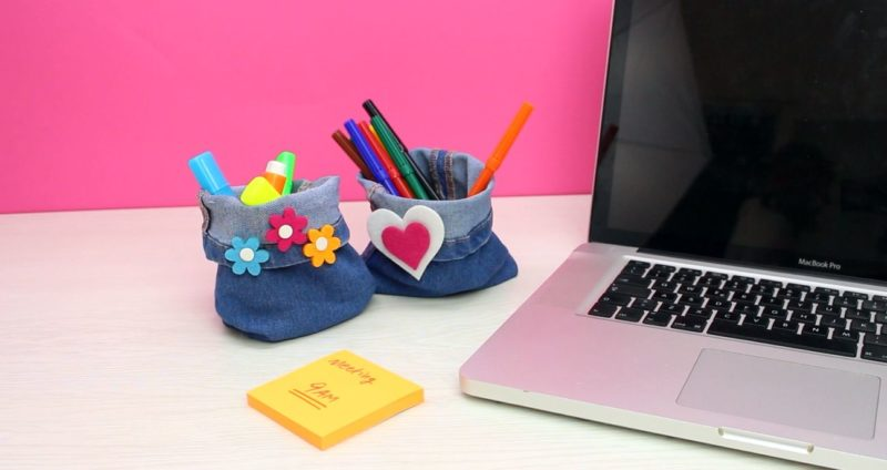 Boost Your Efficiency At Work With These DIY Desk Organizers