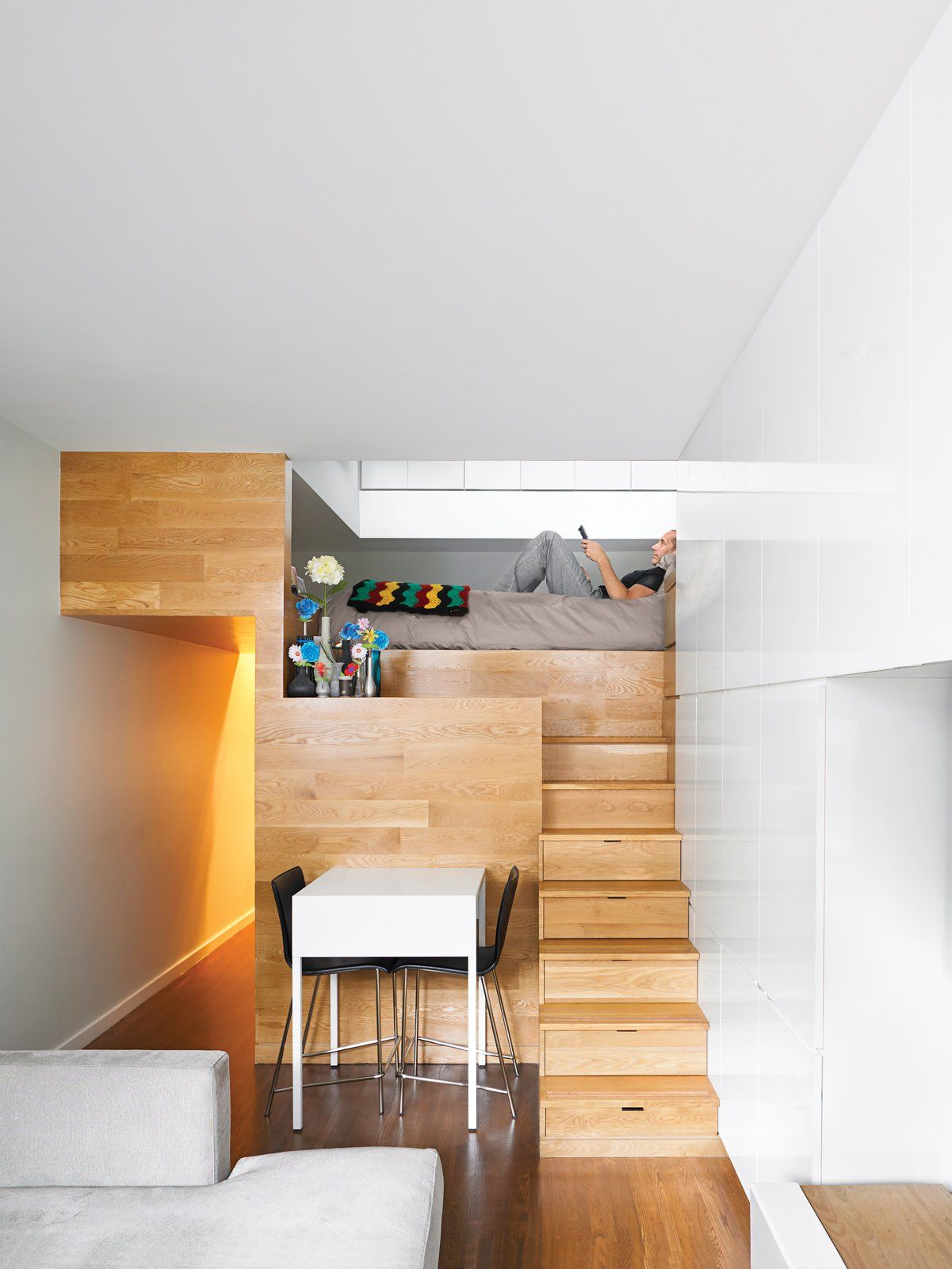 Great Ways To Transform Small Es With Loft Beds