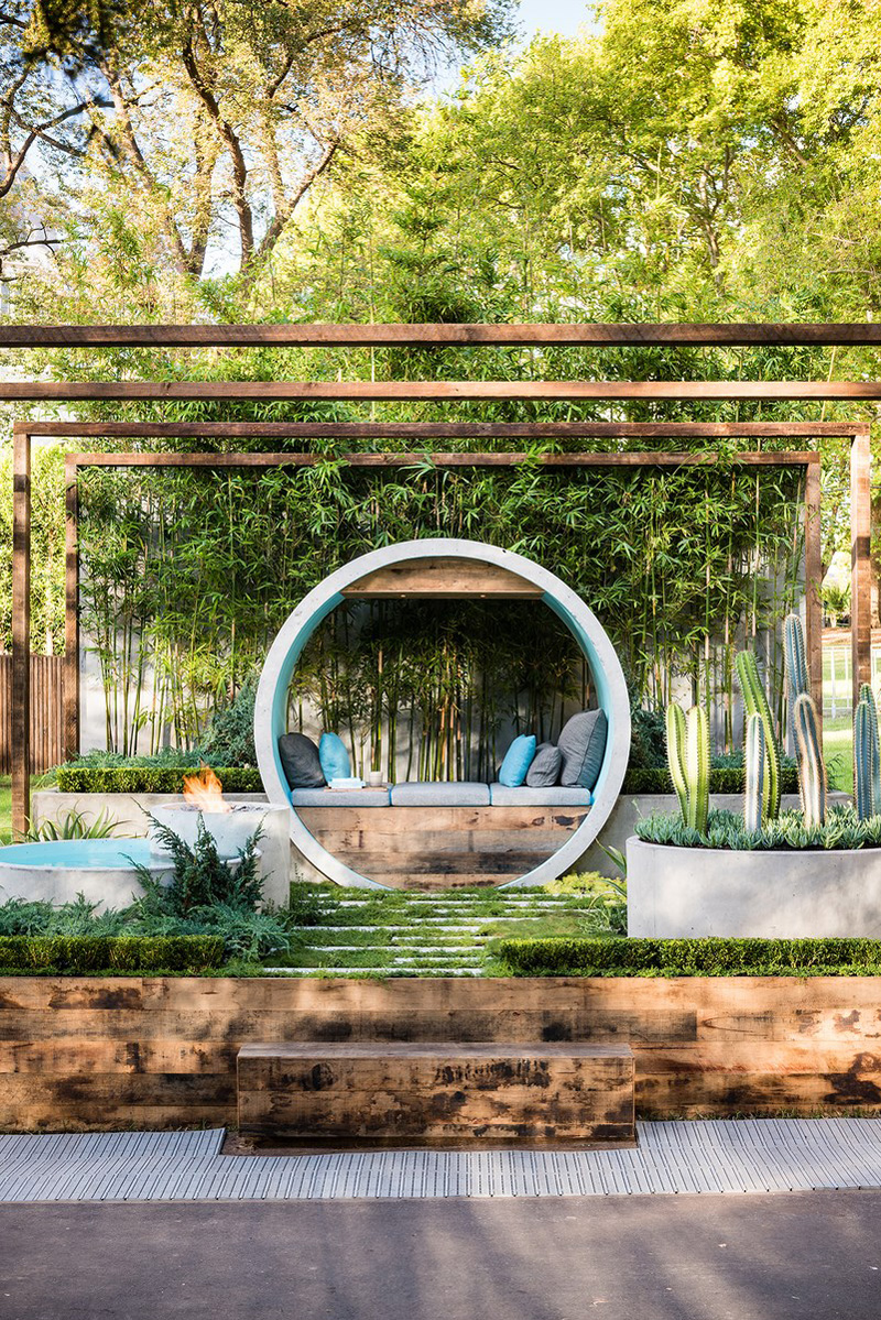 An Award Winning Meditation Garden Design