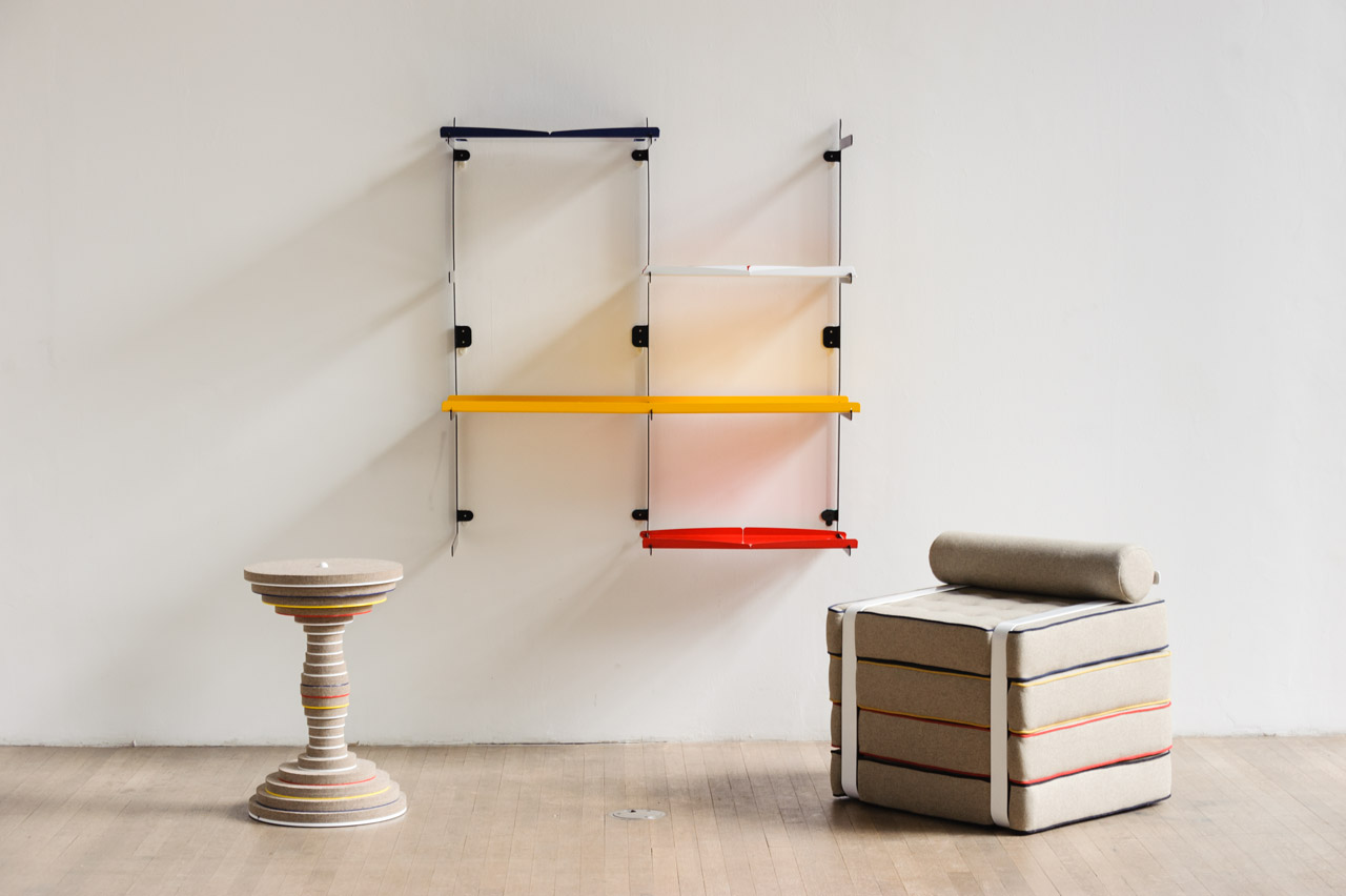 Modern Modular Shelving modular shelving units that grow with your collections