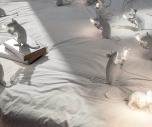 Funny Umbrella Lamps By Marie  Louise Gustafsson · Funny Animal Shaped Lamps  Bring Cheer To Homes And Offices