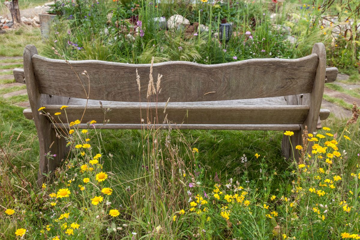 Astonishing How Garden Benches Can Help You Get The Most Out Of Your Theyellowbook Wood Chair Design Ideas Theyellowbookinfo