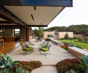... Cool Concrete Patio Designs And The Houses They Complement