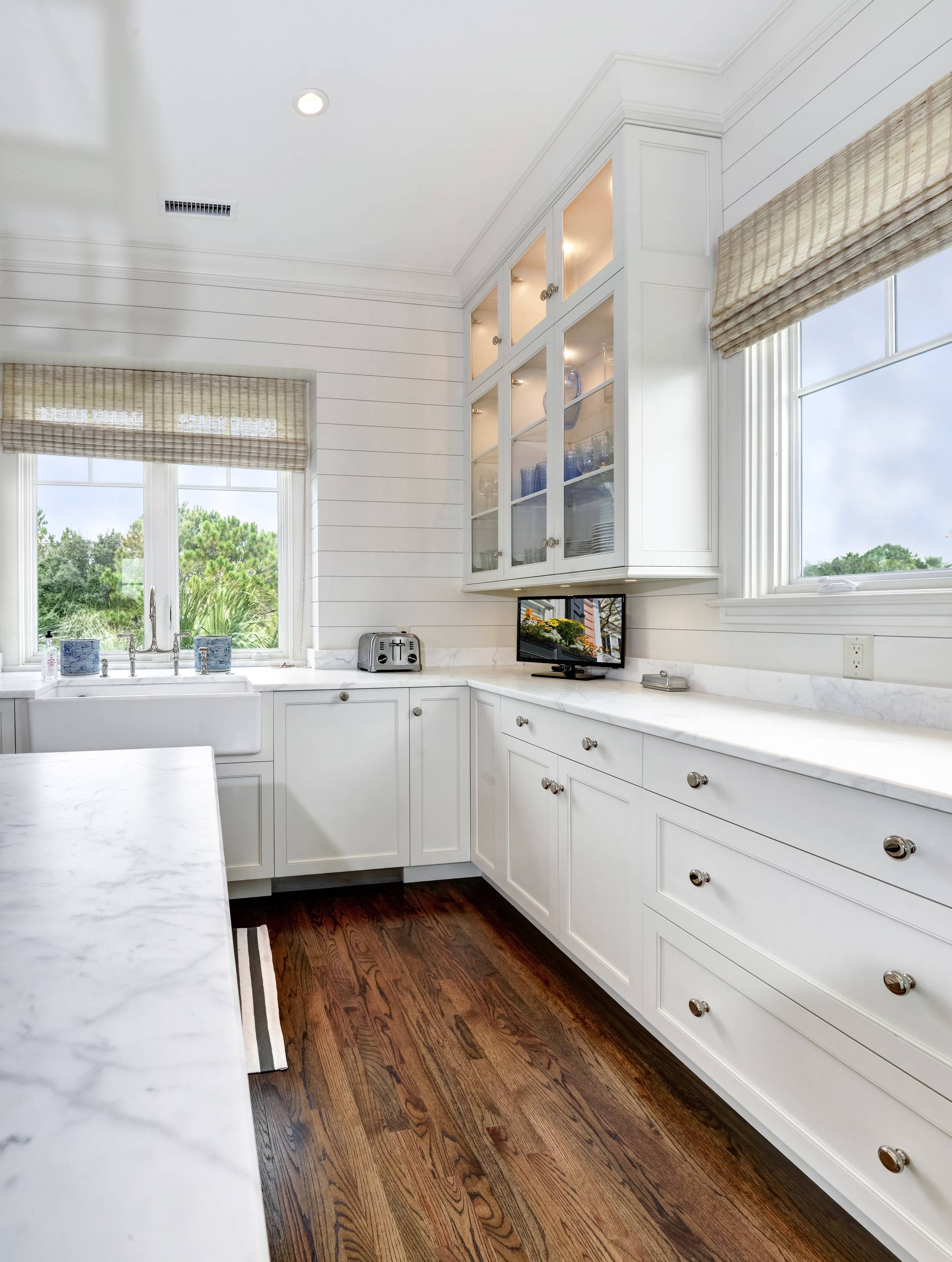 Kitchen Mural Backsplash 5 Reasons To Put Shiplap Walls In Every Room