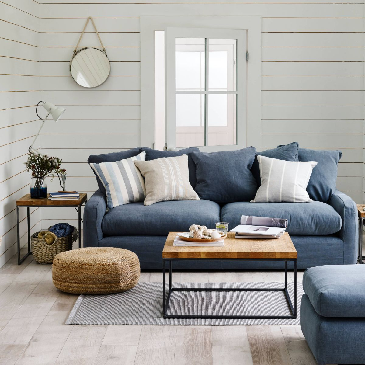 5 reasons to put shiplap walls in every room for Living room pics