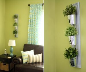 Stylish Wall Planters You Can Buy Or Make Yourself