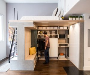 Great Ways To Transform Small Spaces With Adult Loft Beds