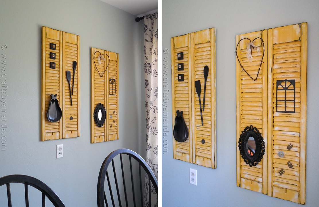 36 Ways To Repurpose Window Shutters Into Something Better Diy Circuit Board Table Decor Nifty Ideas Crafty Crafts Pin View In Gallery