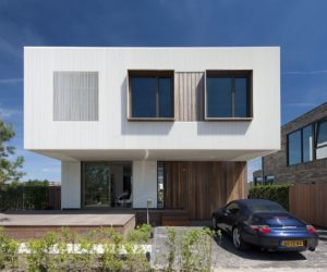 Amsterdam Villa is Sustainable, Spectacular and Serene