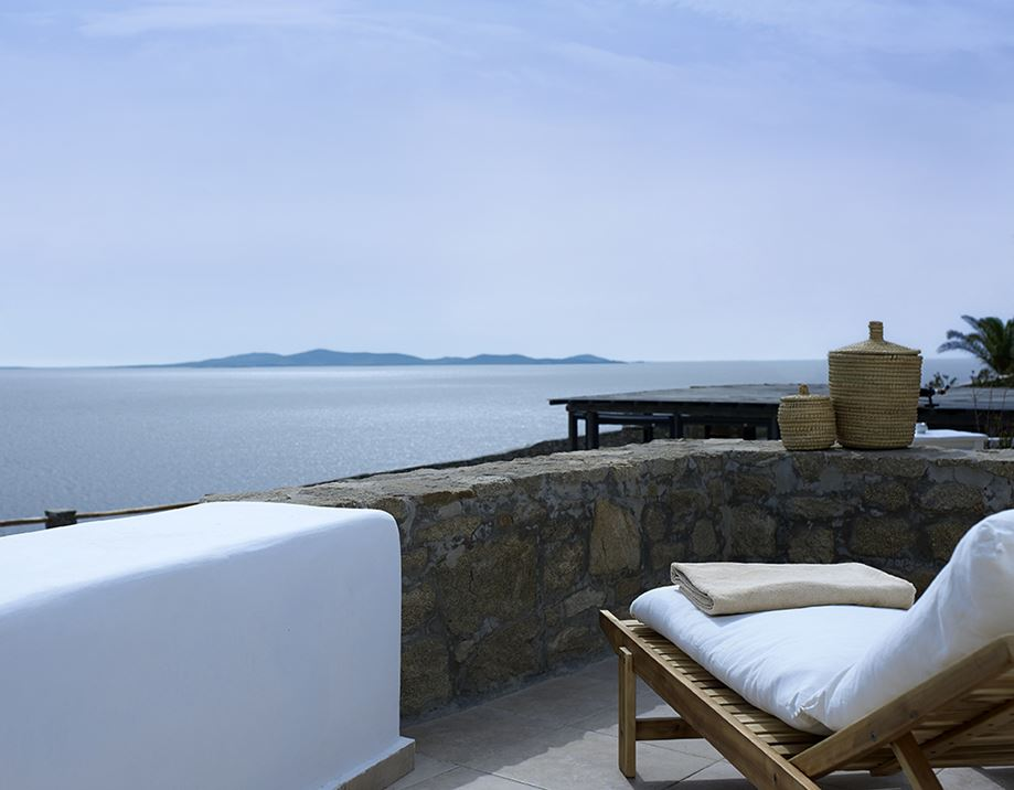Whether from the pool or the terrace, the views cannot be beat.