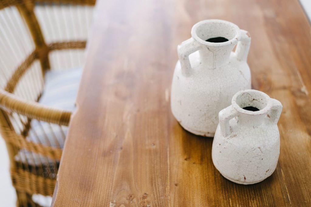 Traditional Flower Vases