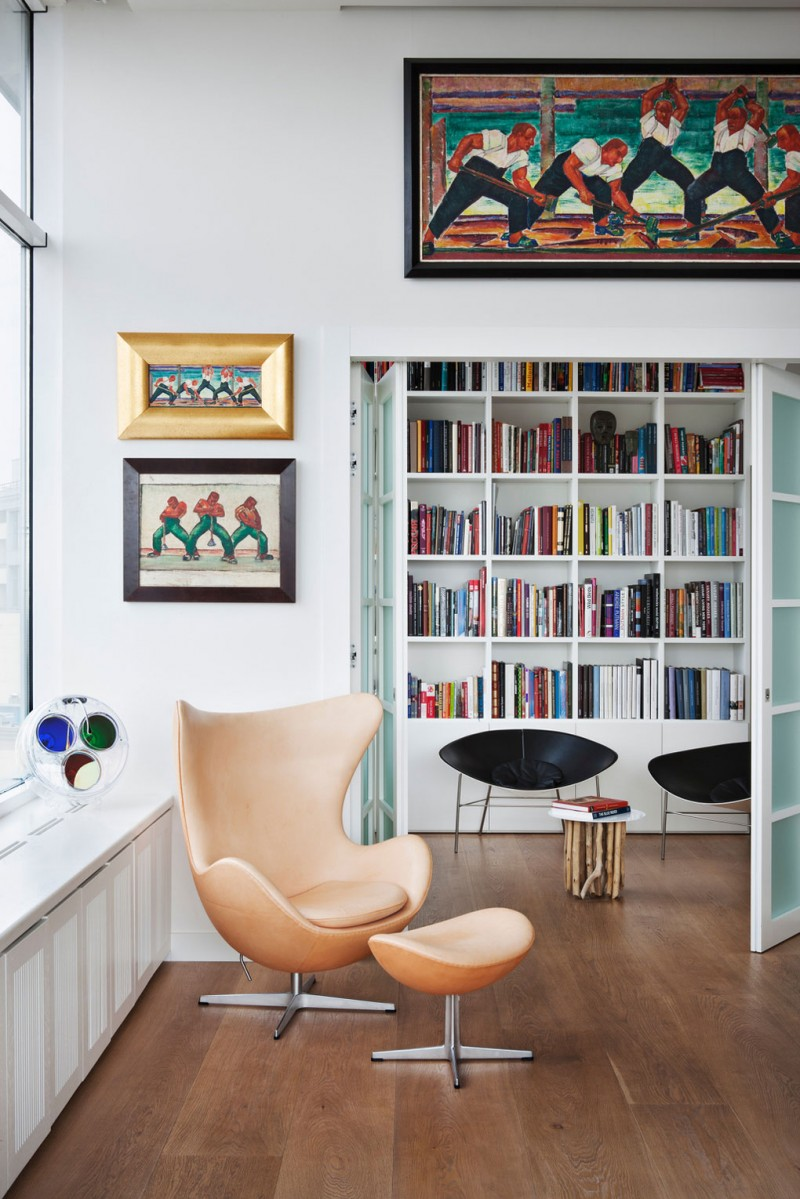 Arne Jacobsen S Iconic Egg Chair In Modern And Contemporary Design