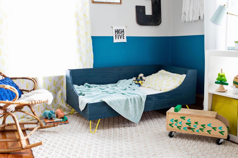 Incroyable DIY Toddler Beds For Decors With Personality And Playful Appeal